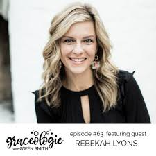 Graceologie Episode 63 - Gwen Smith