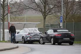 2018 mercedes e class white. 2018 mercedes-benz e-class cabrio spy shots mercedes e class white