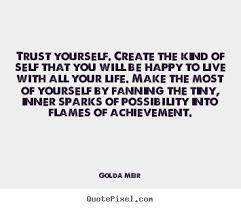 Kuvahaun tulos haulle quotes about trusting yourself
