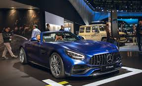 The driver display replaces the current model's physical speedometer and tachometer gauges with a digital screen that can be programmed by the. 2020 Mercedes Amg Gt Coupe And Roadster Get Tech Performance Updates