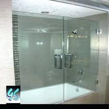glass door for bathtub bathtub doors glass bathtub double doors bathtub glass doors installation cost bathroom