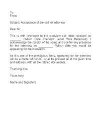 Reply To Interview Invitation Email Sample 38 Professional Interview Acceptance Emails Smart Tips