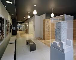 sales office design. Ten Third Avenue Sales Office Interior Design Concrete Floor Ideas