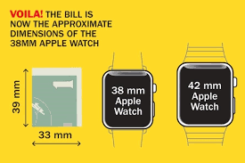 Apple Watch Face Size Chart Which Apple Watch Size Is Best For You Use Our Printable