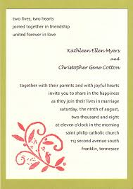 Sample Wedding Invitation Wording 20 Popular Wedding Invitation Wording Diy Templates Ideas