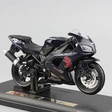 maisto 1 18 mini scale children metal cast yamaha yzf r1 motorcycle racing car models engine motorbike gifts toys for kid boy aliexpress imall