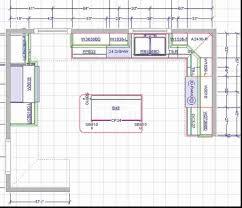 Kitchen Island Layout Kitchen Island Floor Plan Layouts Best Kitchen Island 2017