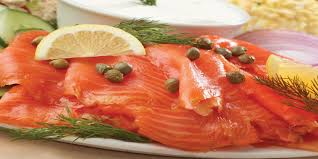 Image result for Smoked Salmon Platter