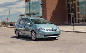 2013 Toyota Prius V Test | Review | Car and Driver