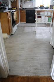 Peel And Stick Kitchen Floor Tile Tips For Installing A Kitchen Vinyl Tile Floor Merrypad
