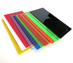 colored plexiglass sheet 1pcs color transparent acrylic sheet plexiglass plastic plate red