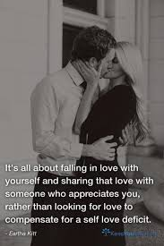 Fall In Love With Yourself Quotes Impressive 48 Famous Love Yourself Quotes With Pictures