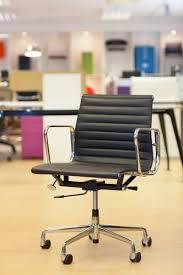 eames ribbed chair tan office. Eames Style Ribbed Chairs Front Chair Tan Office