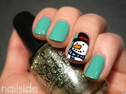 DIY Nail Art: Sweet Snowman Manicure (PHOTO) | HuffPost
