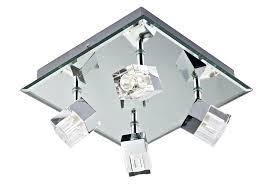 dar log8550 led logic 4 light led bathroom spotlight ip44