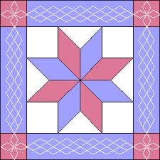 Computer Quilting Bytes: Simple Shape Quilting Designs for Borders &  Adamdwight.com