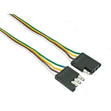 reese towpower 4 way flat connector 74125 the home depot Reese Trailer Wiring Harness reese towpower 4 way flat connector reese trailer hitch wiring harness