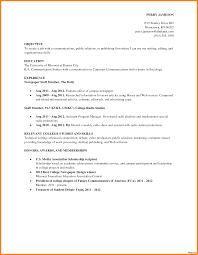 College Student Resume Example Utah Staffing Companies