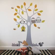 permalink to 44 beautiful woodland animals wall stickers