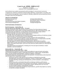 Example Of Recruiter Resume Human Resources Recruiter Resume Example Recruiting