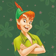 Coloriage Peter Pan Sur Hugolescargot Com