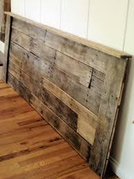 Diy Wood Headboard Upcycling Pallet Headboard