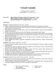 ... Bunch Ideas Of Classy Medical Billing Resume 6 Medical Billing Sample  Resume On Medical Billing Clerk ...