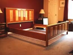 mission style bed plans lots of storage free how to and free plans a favorite mission style bed plans mission style bed frame