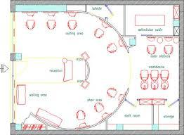 Salon Floor Plan Design Layout 1435 Square Feet Salon Salon Design Floor Plans For Salons