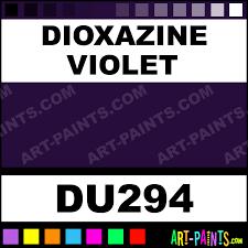 Dioxazine Violet Duo Aqua Oil Paints Du294 Dioxazine
