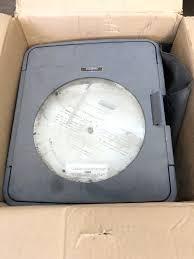 Foxboro 40mr Rfe1f Digital Circular Chart Recorder Range Frequency