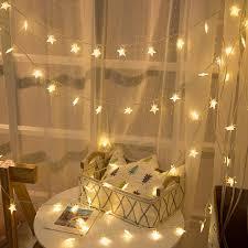 20 <b>LED</b> Lights Fairy String Chains USB Charging Snowflake ...