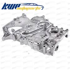Engine Timing Cover with Oil Pump For Toyota Tacoma 2.7L DOHC L4 ...