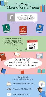 proquest dissertations theses sdsu library and information access proquest infographic