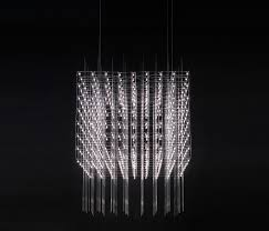 quasar lighting. Universe Square 100 With Glassbars By Quasar | General Lighting Architonic