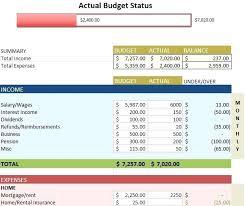 Forecast Budget Template Excel Budget Spreadsheet Template Expense Forecast Template Excel