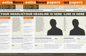 Old Newspaper Article Template Free Newspaper Template 10 Blank Google Docs Word Template Section