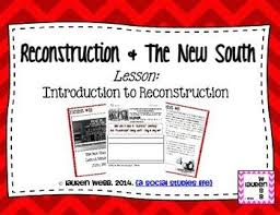 best reconstruction images vocabulary words  reconstruction introduction lesson