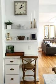 Post small home office desk Nook Every Home Needs Nook For Their Technology And Everyday Organisation See Ten Of My Favourites Media Nooks In This Post Pinterest My 10 Favourite Media Nooks Work Space Small Home Offices Home