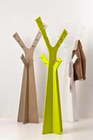 Modern Coat Rack Tree Nature Inspired Coat Rack and Wall Hooks Shelterness Wood 8