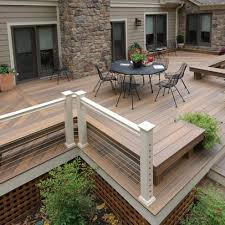 Small Picture Best 25 Raised deck ideas on Pinterest Decking ideas Hardwood