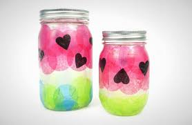 Cute Jar Decorating Ideas 100 Clever DIY Craft Ideas Using Mason Jars DIY for Life 87