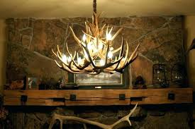 deer antler chandelier kit small antler chandelier white faux deer decorations for homecoming
