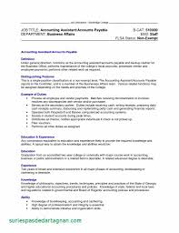 Accounts Receivable Job Description Sample Fishingstudio Best Of Of