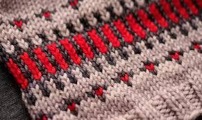 Fair Isle Knitting Patterns Simple Decorating Ideas