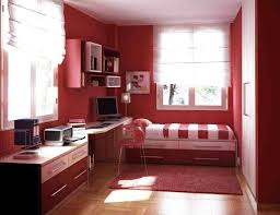 exquisite design black white red. Exquisite Small Bedroom Decorating Ideas With White Red Bedding Along Drawer Under Bed Also Wooden Study Design Black T