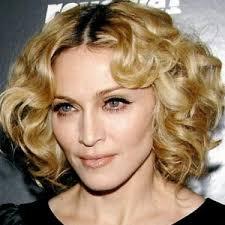 shocking photo of madonna without makeup