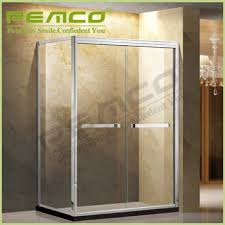 shower cubicles self contained. Wholesale Hotel Bathroom Stainless Steel Frameless Pivot Self Contained Glass Shower Cubicles Price