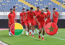 مباراة المغرب ضد غينيا بيساو - كوورة بريس : KooraPress