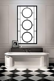 art deco bathroom. Atrt Deco Style Bathrooms Tiling Black And White Art Bathroom
